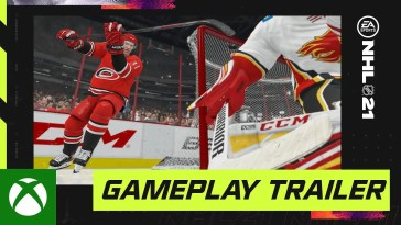 NHL 21 - Official Gameplay Trailer
