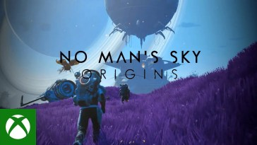 No Man's Sky Origins Trailer