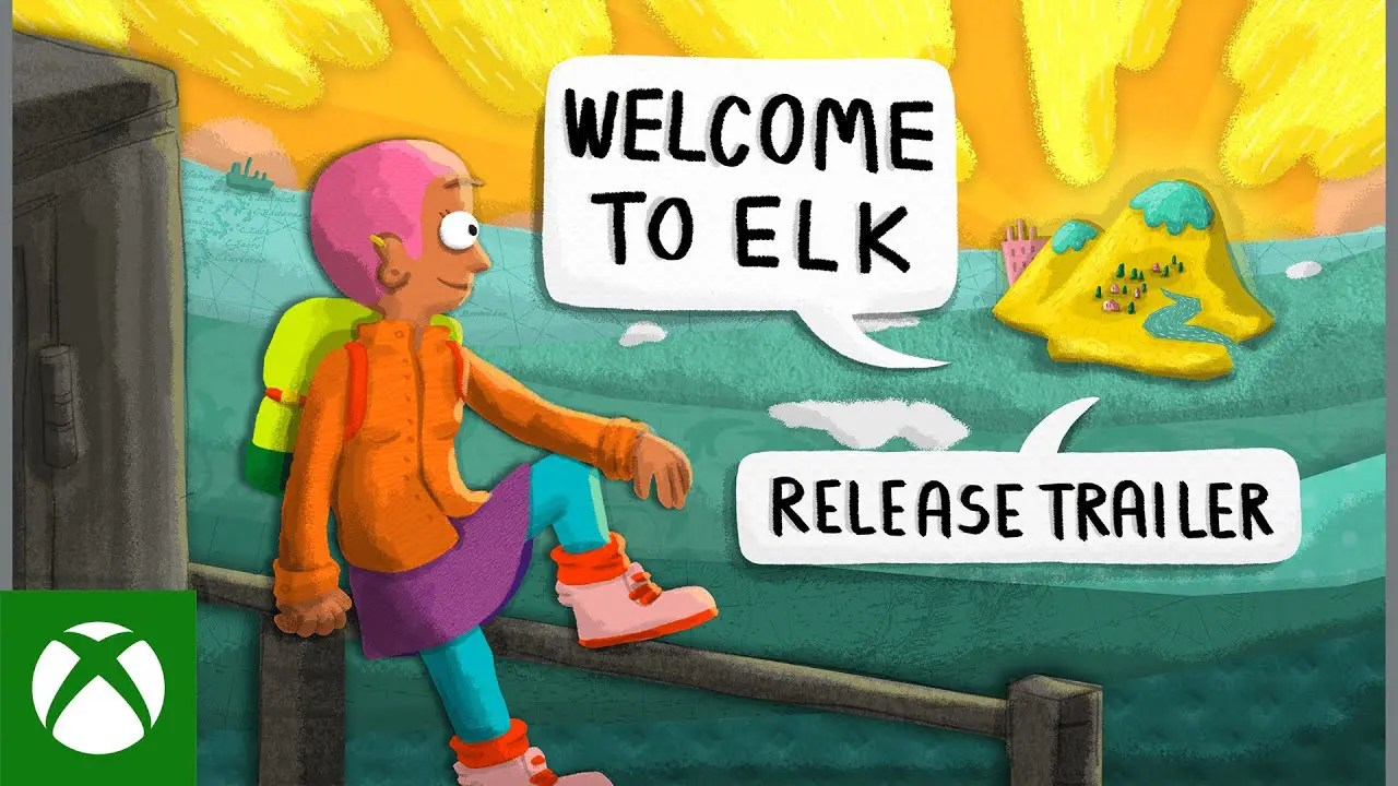Welcome to Elk - Release Trailer