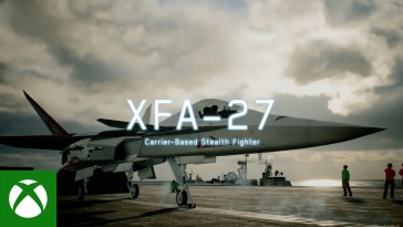 Ace Combat 7: Skies Unknown - Original Aircraft Launch Trailer