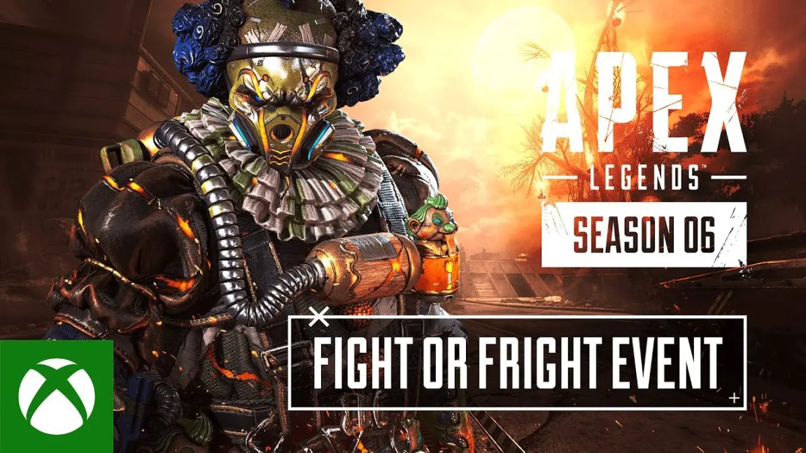 Apex Legends Fight or Fright Event Trailer, Apex Legends Fight or Fright Event Trailer