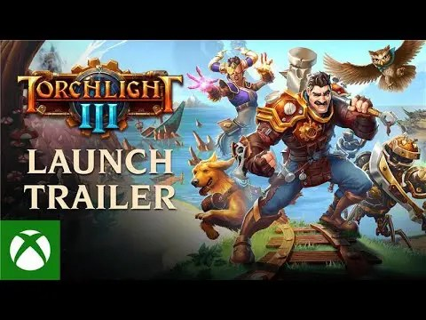 Torchlight III - Official Launch Trailer