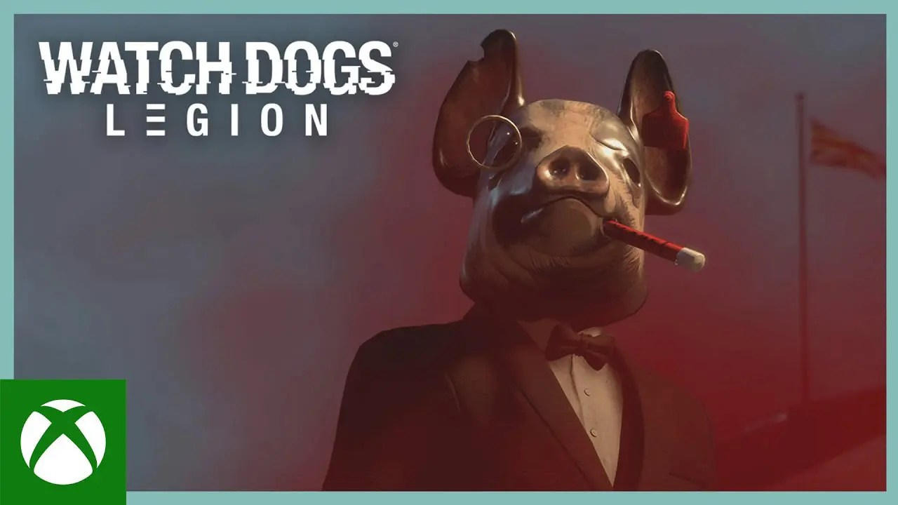 Watch Dogs: Legion: Launch Trailer