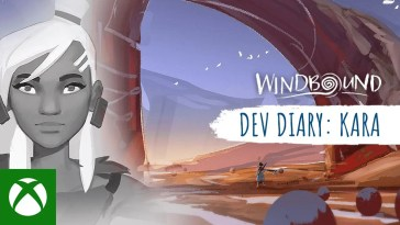 Windbound - Dev Diary: Kara, Windbound – Dev Diary: Kara