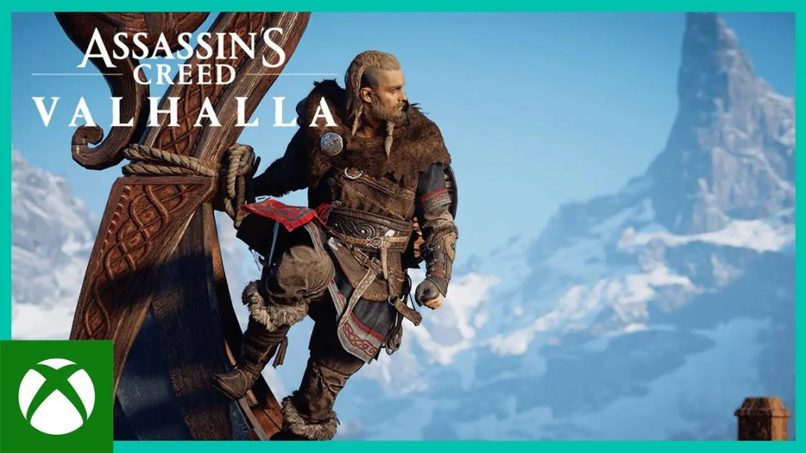 Assassin's Creed Valhalla - Launch Trailer, Assassin's Creed Valhalla – Trailer de lançamento