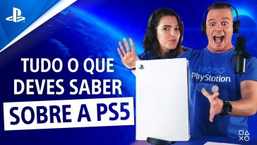MODO PlayStation | TUDO O QUE DEVES SABER SOBRE A PS5!