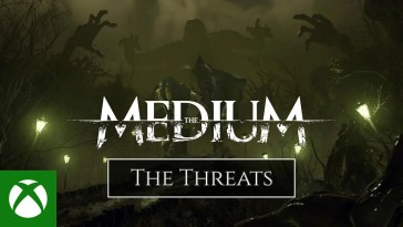 The Medium - The Threats Trailer