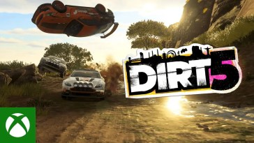 Xbox Launch Celebration – DIRT 5