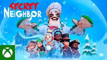 Secret Neighbor Winter Holidays Update