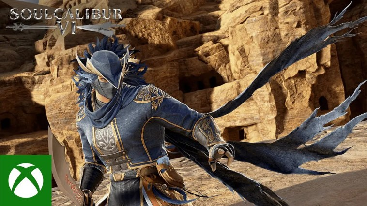 SOULCALIBUR VI – Hwang Launch Trailer