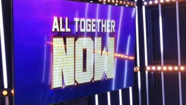 """All Together Now"" está a chegar à TVI: as fotos do novo programa de Cristina Ferreira 