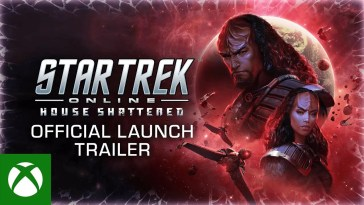 Star Trek Online | House Shattered Launch Trailer, Star Trek Online | House Shattered Trailer de lançamento