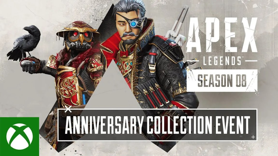 Apex Legends Anniversary Collection Event Trailer, Apex Legends Anniversary Collection Event Trailer