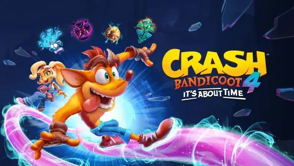 crash bandicoot 4, Crash Bandicoot 4 vai chegar à PS5, XBOX Series X|S, Nintendo Switch e PC