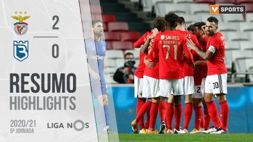 Highlights | Resumo: Benfica 2-0 Belenenses (Liga 20/21 #5)