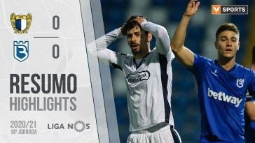 Highlights | Resumo: Famalicão 0-0 Belenenses SAD (Liga 20/21 #19)