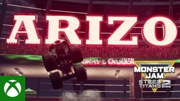 Monster Jam Steel Titans 2 - Competition Trailer