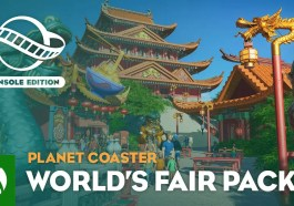 Planet Coaster: Console Edition | World's Fair Pack Trailer