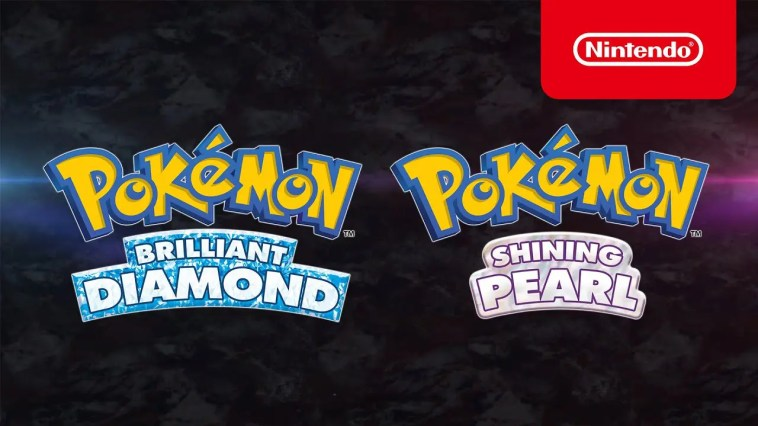 Pokémon Brilliant Diamond e Pokémon Shining Pearl – Trailer de revelação (Nintendo Switch)