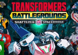 TRANSFORMERS: BATTLEGROUNDS - Shattered Spacebridge | DLC Trailer