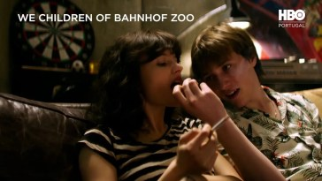 We Children of Bahnhof Zoo | Trailer Oficial | HBO Portugal