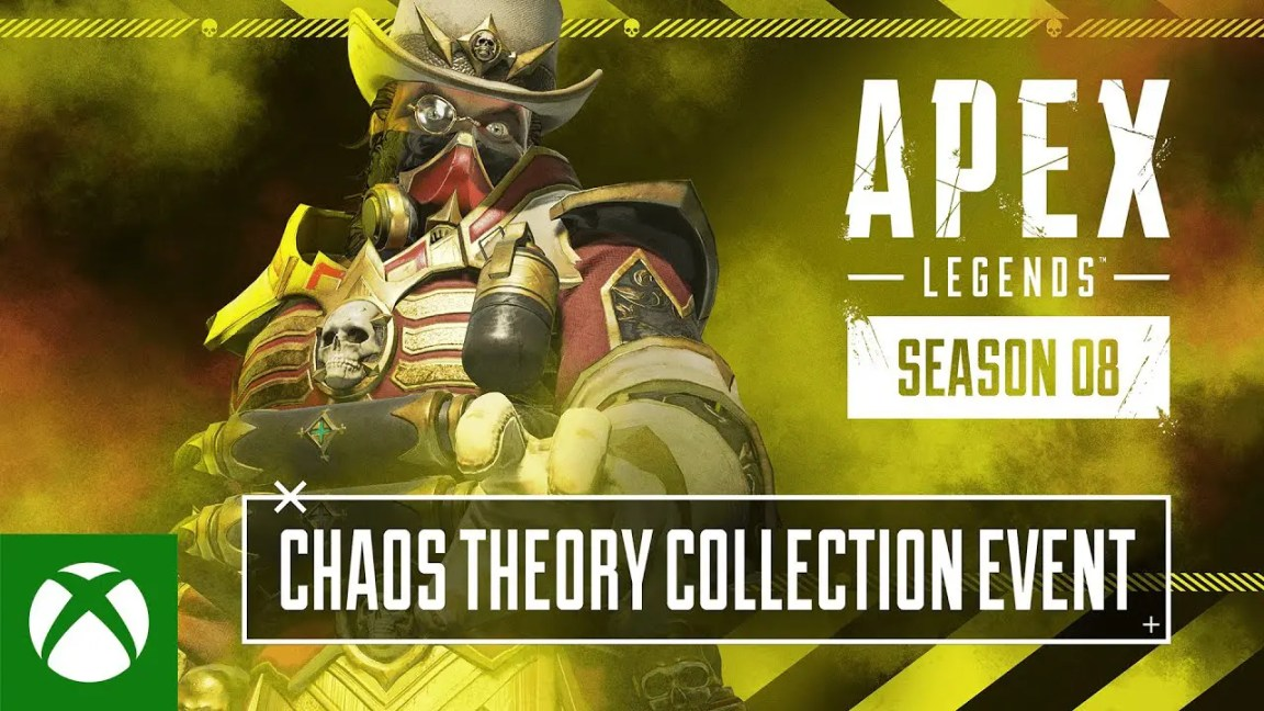 Apex Legends - Chaos Theory Collection Event Trailer
