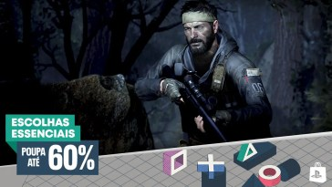 playstation, Call of Duty: Black Ops Cold War e Watch Dogs: Legion em promoção na PlayStation Store