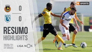 Highlights | Resumo: Rio Ave 0-0 Belenenses SAD (Liga 20/21 #24)
