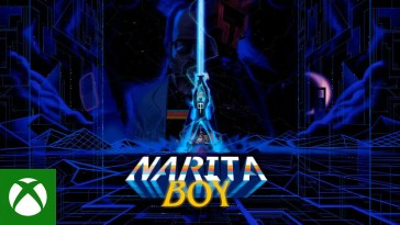 Narita Boy - Launch Trailer