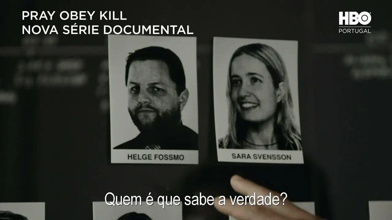 Pray Obey Kill | Trailer | HBO Portugal