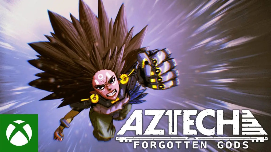 , Aztech Forgotten Gods – Announcement Trailer