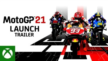 MotoGP21| Launch Trailer