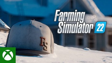 Farming Simulator 22: Official CGI Reveal Trailer