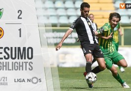 Highlights | Resumo: Tondela 2-1 CD Nacional (Liga 20/21 #28)