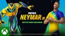, The Fortnite Neymar Jr Outfit Cinematic Reveal Trailer