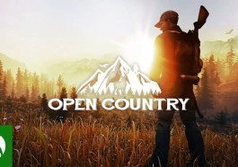 , Open Country Gameplay Trailer