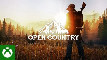 Open Country Gameplay Trailer