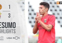 , Highlights | Resumo: CD Nacional 1-3 Benfica (Liga 20/21 #32)