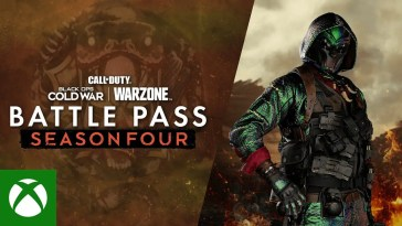 , Season Four Battle Pass Trailer | Call of Duty®: Black Ops Cold War & Warzone™