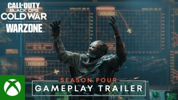Season Four Gameplay Trailer | Call of Duty®: Black Ops Cold War & Warzone™