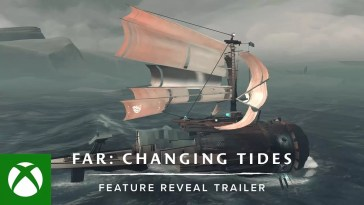 FAR: Changing Tides Feature Reveal Trailer, FAR: Changing Tides Feature Reveal Trailer
