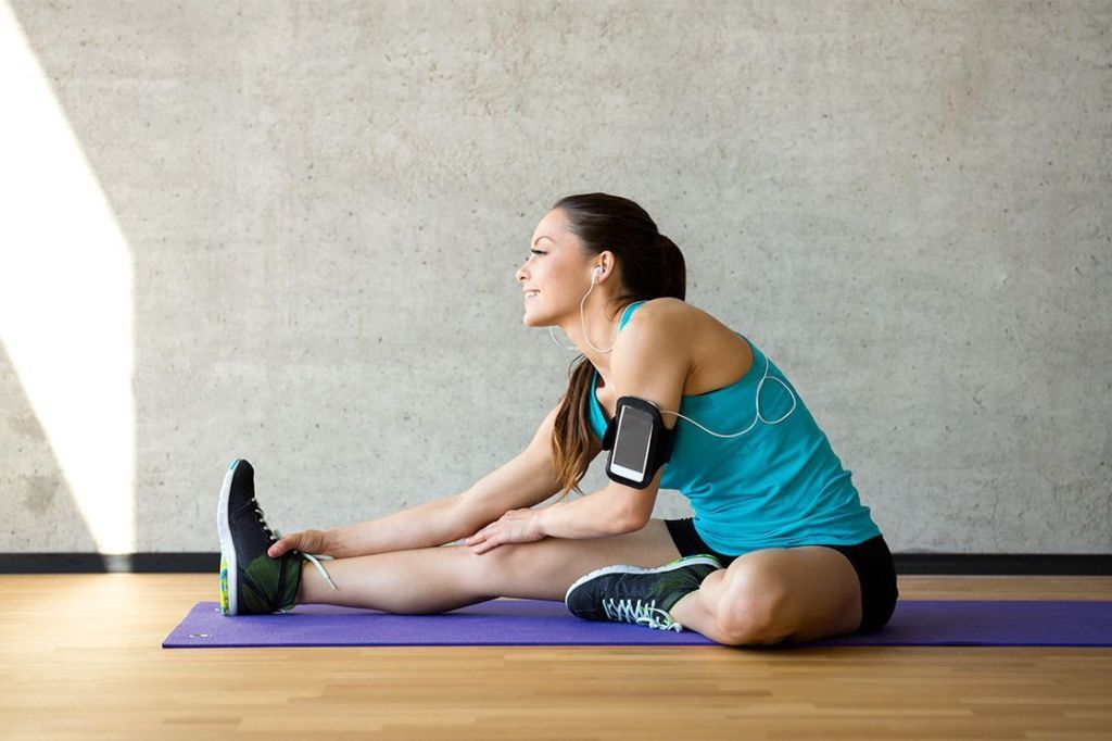 Els estiraments musculars. 3