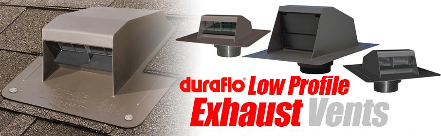 low profile exhaust vents canplas