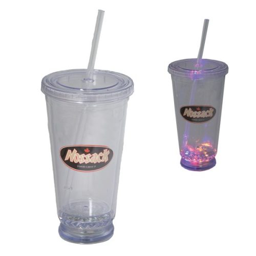 LED Light Tumbler – 16oz.