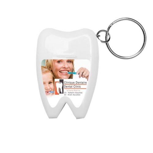 Tooth Shaped Dental Floss Dispenser