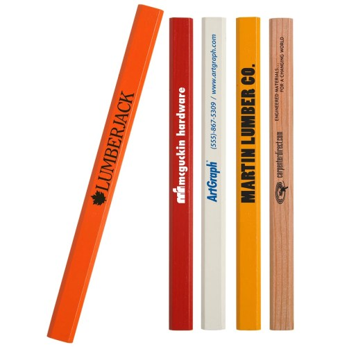 bic custom carpenter pencil