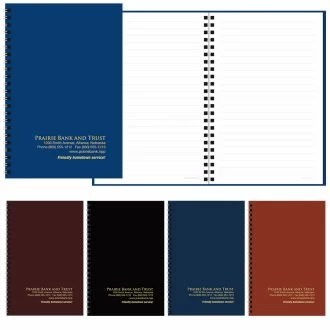 Classic Custom Notebook