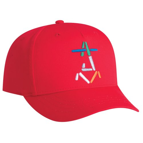 Polycotton Youth Cap