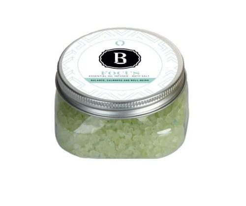 Custom Essential Oil Bath Salts