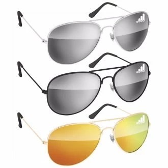 Custom Aviator Sunglasses